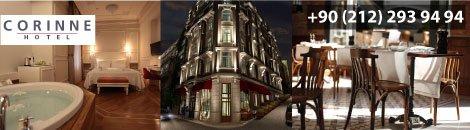 Corinne Hotel Taksim
