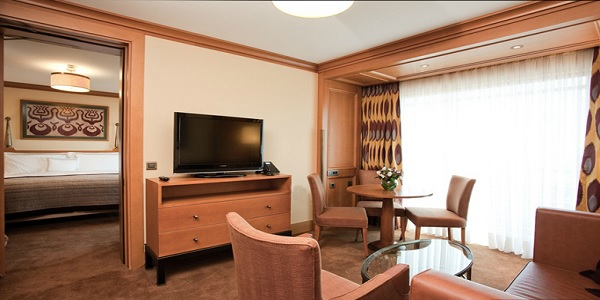 Divan Otel junior suit