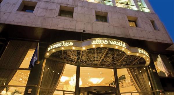 Elite world prestige otel taksim oteller taksim for Istanbul hoteller