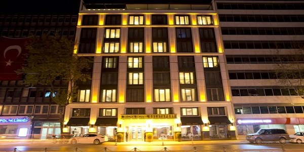 Nidya hotel galataport taksim oteller taksim otelleri for Istanbul hoteller